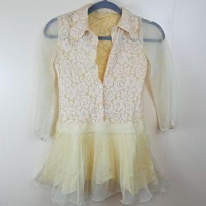 Dresses & Skirts - Vintage Top / Dress